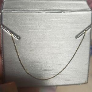 14k Box chain